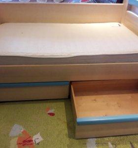 Мебель детская Мекран ангарская сосна