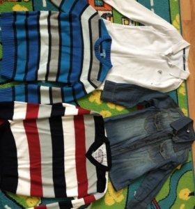 Одежда на мальчика 104-114