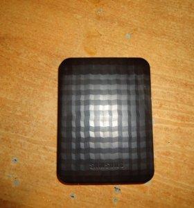 Внешний жёсткий диск Samsung на 1ТБ