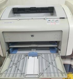 Принтер лазерный HP LaserJet 1020