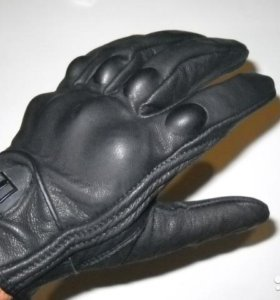 Мотоперчатки Icon Pursuit новые кожаные