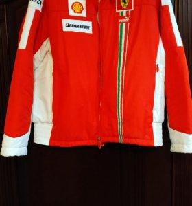 Куртка Puma Ferrari. Оригинал