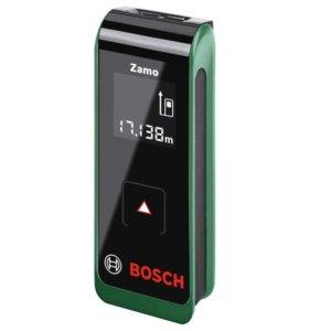 Лазерный дальномер Zamo II Bosch