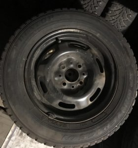Зима Dunlop r13