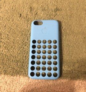 Фирменный чехол iPhone 5c