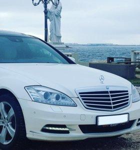Аренда авто с водителем премиум класса в Крыму