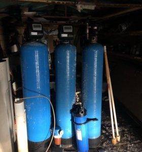 Фильтры для воды Clack США 🇺🇸