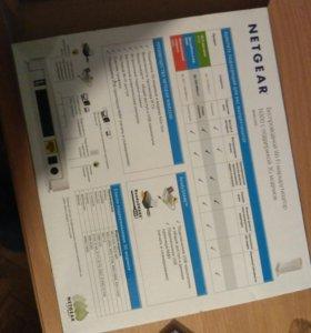 Маршрутизатор wi-fi netgear