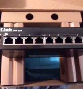 D-link drs250