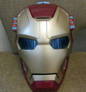 Набор Hasbro Перчатка и Шлем Железного Человека