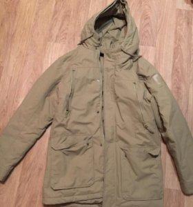 Куртка зимняя Rebook