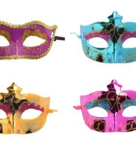 За все - новые карнавальные маски