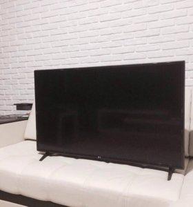 4k UHD Lg 43 UJ630V SmartTV WiFi