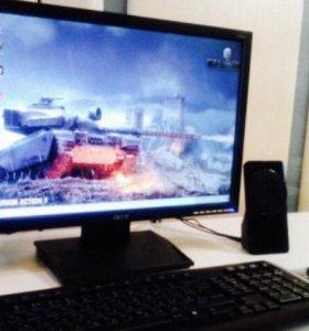Системник для онлайн игр Intel 3.0 Ghz
