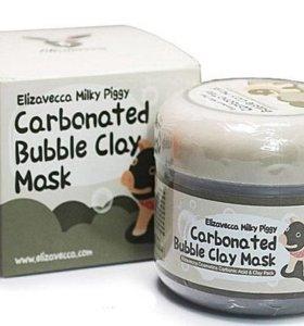 Очищающая маска для лица Elizavecca (Корея)