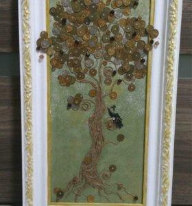 Картины «Денежное дерево»
