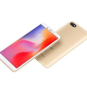 Xiaomi Redmi 6а.Новый.