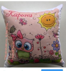 Метрика на подушках