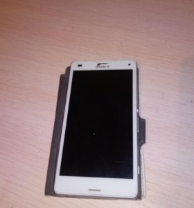 Телефон Sony Ericson z3 Compact
