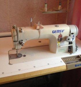 Промышленная швейная машинка Gemsy