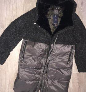 Пальто Italy с этикеткой