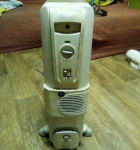 Масленный электрообогреватель
