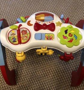 Музыкальный столик-панель Fisher Prise.