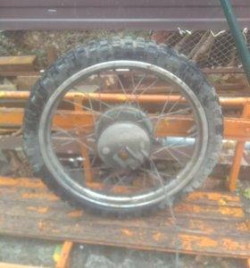 Крос колесо