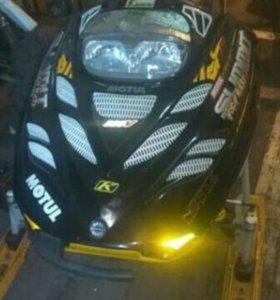 Снегоход SkiDoo rotax800