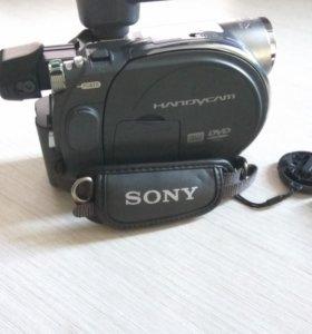 Видеокамера Sony full HD Dolby digital 5,1
