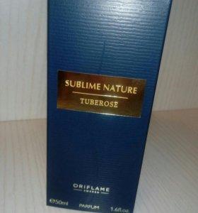 Парфюмерная вода Sublime Nature Tuberose Oriflame
