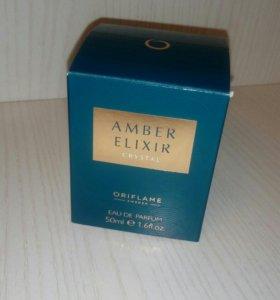 Туалетная вода Amber Elixir Crystal от Oriflame