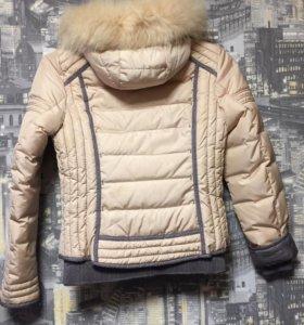Куртка зимняя размер 46