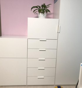 Шкаф ИКЕА (система хранения Опхус)