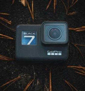 Камера Go Pro 7 Black новая