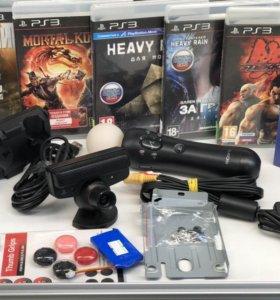 Sony Playstation 3 джойстики и аксессуары...