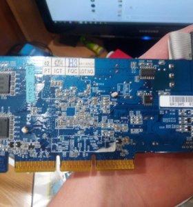 Видеокарта на 64 мб AGP