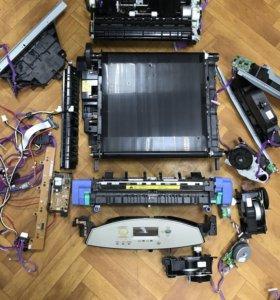 Принтер лазерный HP Color LaserJet 5500 /A3 разбор
