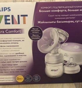 Одинарный Молокоотсос Philips Avent scf332/31