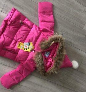 Комбинезон и куртка детские