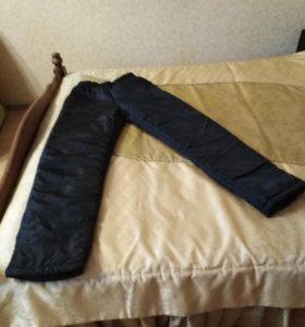 Новы Зимние мужские утепленные брюки.