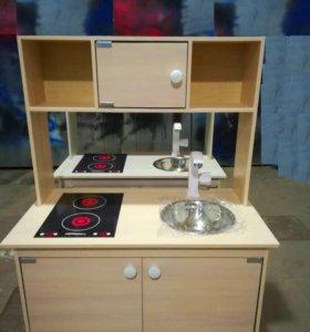 детская кухня (новая, аналог ikea икея)
