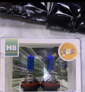 Лампы H8 XENON Effect