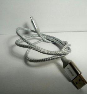 Провод для зарядки телефона ANKER. 0.9m