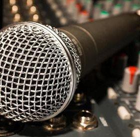 Dj-звуковик для работы с ведущими