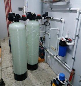 Анализ воды из скважин