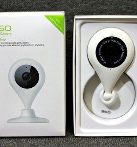 Умная IP беспроводная смарт камера 360