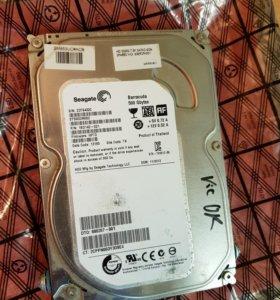 Жесткие диски на 500 гб для ПК