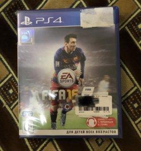 Игра FIFA 16 PS4
