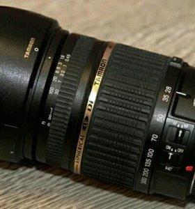 Tamron AF 28-300mm f/3.5-6.3 Di VC LD (IF) Macro